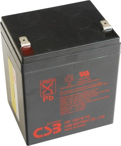 Acumulator CSB HR1221WF2 12V/5Ah