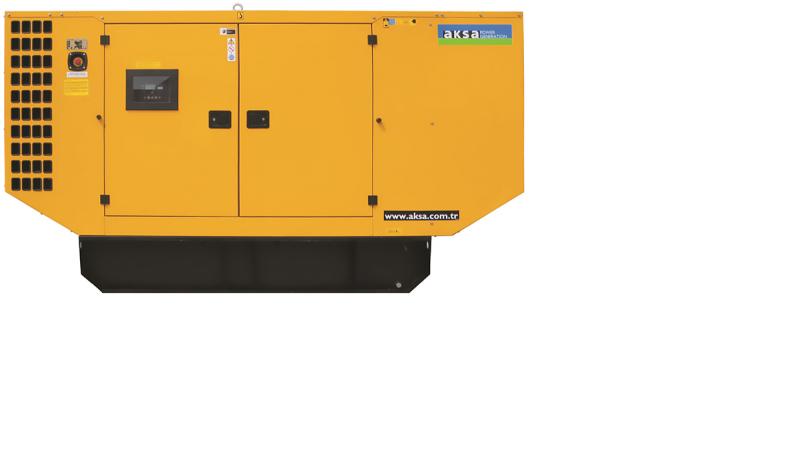 Generator AKSA AD 220 - 220KVA