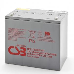 Acumulator CSB HRL12200WFR 12V/50Ah