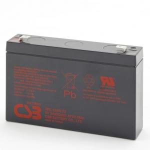 Acumulator CSB HRL639WF2FR 6V/9Ah