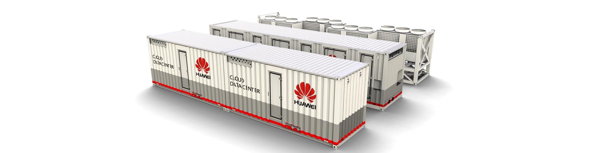 Centre de date in container